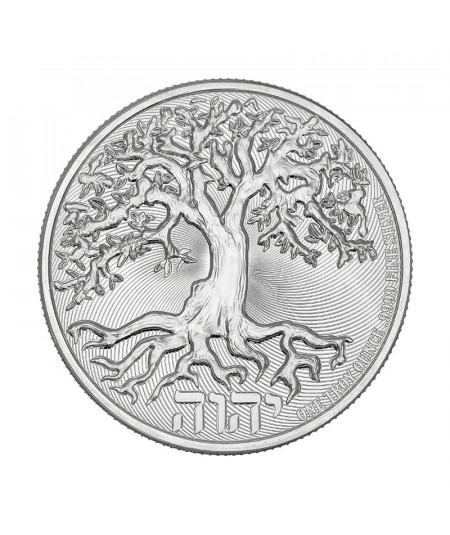 1oz Tree of Life Silver Coin from 2020
