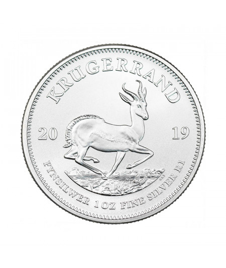 1oz Silver Coin Krugerrand from 2019