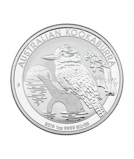 1oz Silver Coin Kookaburra from 2019