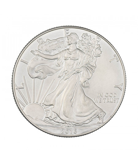 1oz Silver Coin American Eagle from 2016