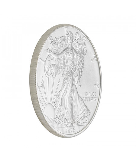 1oz Silver Coin American Eagle from 2020