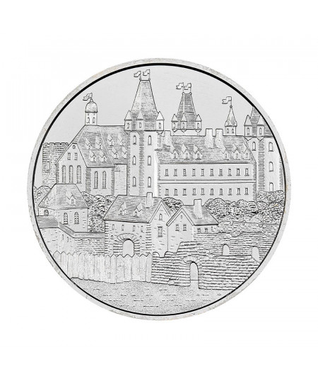 1oz Silver Coin Wiener Neustadt from 2019 - 825th Anniversary Edition