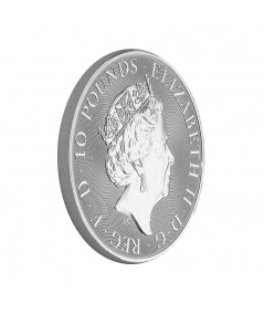 10oz Silver Coin The Valiant from 2019