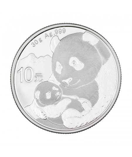 30g Silver Coin Chinese Panda from 2019