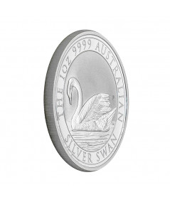 1oz Silver Coin Swan from 2017
