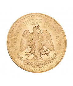 37.5g Gold Coin Mexican Peso from 1821-1947 - Anniversary Edition