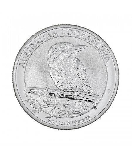 1oz Silver Coin Kookaburra from 2021