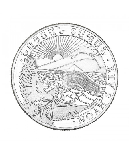 1/2oz Noah's Ark Silver Coin from 2021