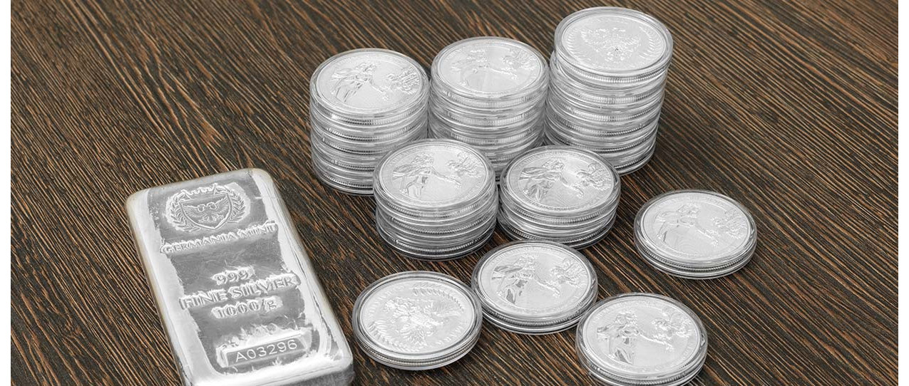 What is a bullion coin?