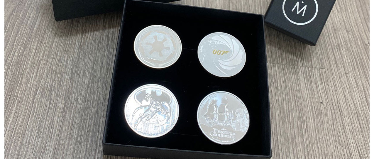Movie coins that every film lover should have